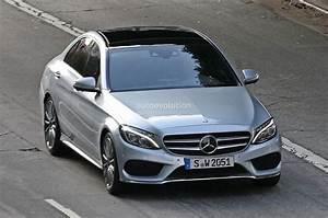 Nouvelle Mercedes Classe C : nouvelle mercedes classe c elle se d voile un peu plus ~ Melissatoandfro.com Idées de Décoration