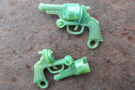 Image result for zany green pistols