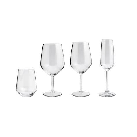 noleggio bicchieri noleggio bicchieri d acqua bianco e rosso