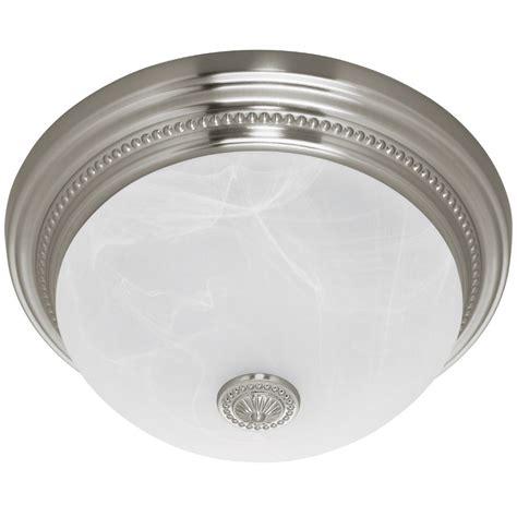Harbor Bathroom Fan With Light by Harbor 1 5 Sone 70 Cfm Nickel Bath Fan Item
