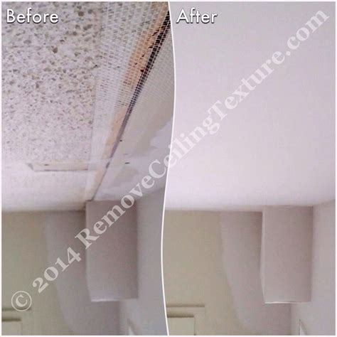 Popcorn Ceiling Patch Canada by Asbestos In Popcorn Ceilings Removeceilingtexture