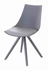 Chaise But Grise : chaise grise ~ Teatrodelosmanantiales.com Idées de Décoration
