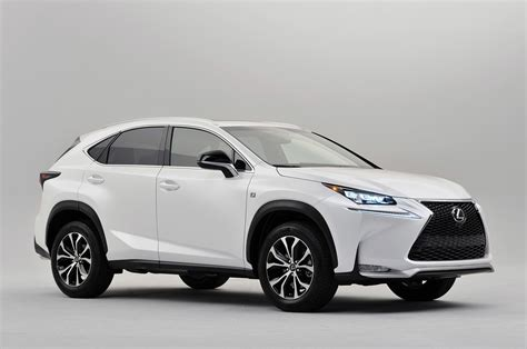 lexus nx200 Archives - The Truth About Cars
