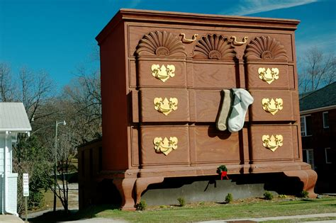 world s largest chest of drawers in high point nc
