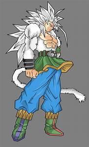 Dragon Ball Z: Super Saiyan 5 (Trunk, Vegeta, Son Goku)