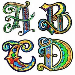 the art of hand lettering neat site trish w With letter artwork