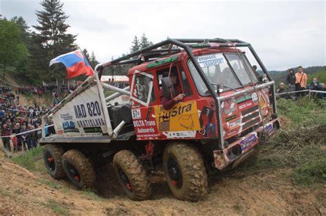 Truck Trial Mohelnice 2018 Kamioňácicz