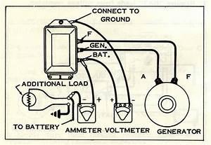 Ironhead Wireing For Voltage Regulator