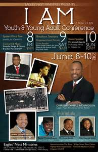 Church Youth Conference Flyer