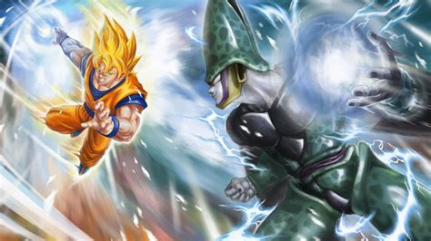 wallpaper anime dragon ball mythology super saiyan