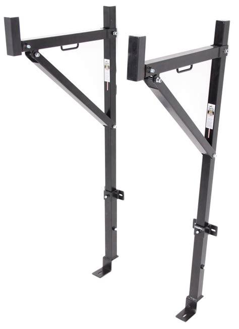 ladder rack for maxxhaul side mount truck bed ladder rack 250 lbs