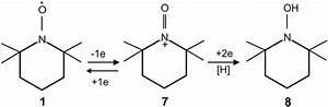 Reversible Oxidation Of Tempo And Two