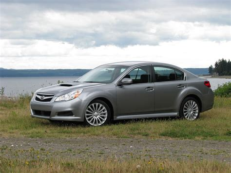 2011 Subaru Legacy Gt Limited Wallpapers And Road Test