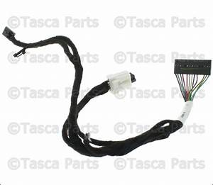 New Oem Mopar Steering Wheel Wiring Harness 2012