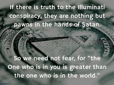 What Is The Illuminati Conspiracy?