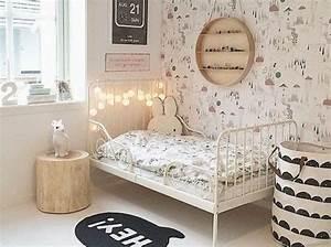 Guirlande Chambre Fille : chambre d 39 enfant faites le plein d 39 id es d co elle d coration ~ Preciouscoupons.com Idées de Décoration