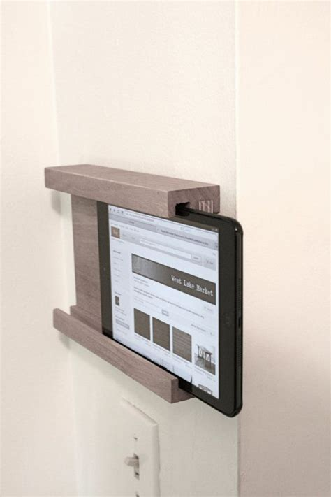 ipad wall holder add    favorites  revisit