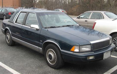 File:Chrysler LeBaron sedan.jpg - Wikipedia