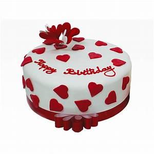 To my Valentine Cake