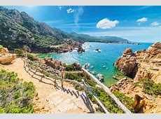 Costa Paradiso Sardinian Beaches
