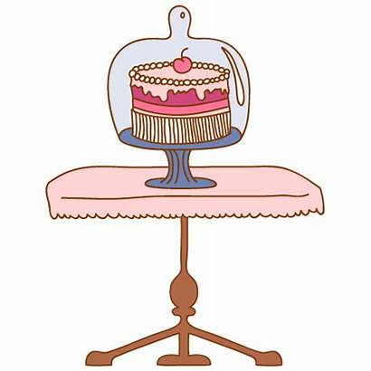 Table Cake Clipart Birthday Cheesecake Clipground Occasions