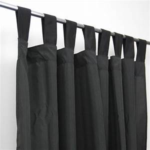 Rideaux à Pattes : rideau pattes noir ~ Teatrodelosmanantiales.com Idées de Décoration