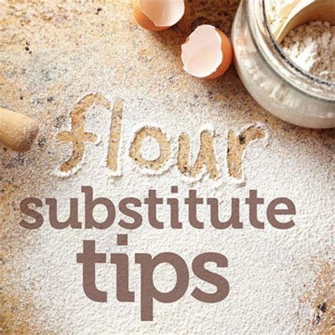whole wheat flour substitute healthy baking flour substitutes