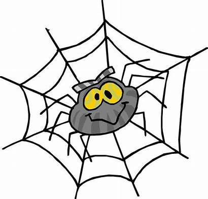 Spider Clip Cliparts Itsy Bitsy Clipart Spiders