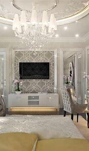 Villa Interior Design in Dubai, Elegant villa in Abu Dhabi ...