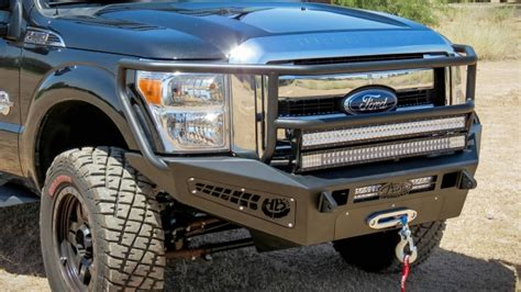 ford super duty honeybadger