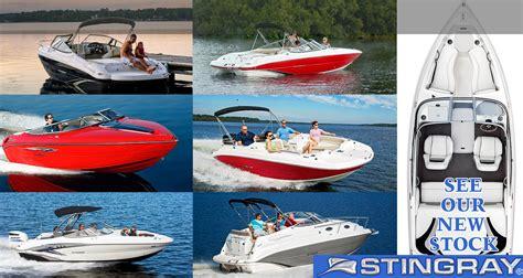 Stingray Boats Lake Norman by Wher Rena Boatland Pontoons Bowriders Boats Ski
