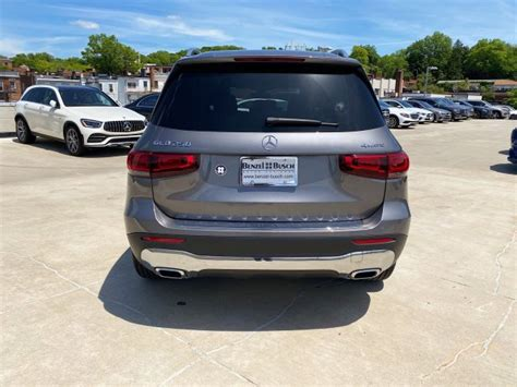 Our tester rang up $13,000 of accessories like an unrestrained socialite at nordstrom's. 2020 Mercedes-Benz GLB 250 4MATIC SUV | Mountain Grey Metallic 20-1425