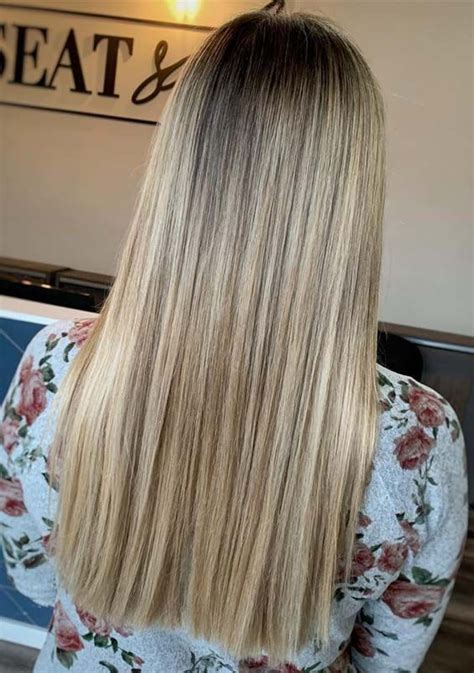 65 latest long sleek straight hairstyles for 2019 long