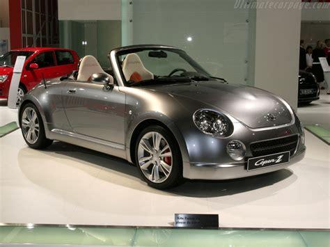 Cars daihatsu copen - Auto-Database.com