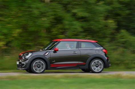 Mini Refreshes Paceman For 2018 Autoevolution