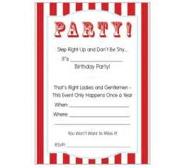 carnival ticket invitation template cliparts co