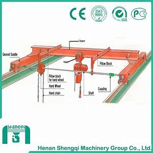 China The Most Economical Ways Single Girder Overhead