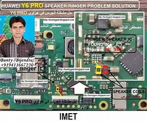 Huawei Y6 Pro Speaker Ringer Problem Solution Jumper Ways