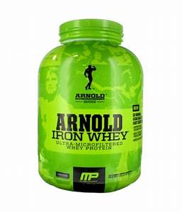 Arnold Series Iron Whey 5lb  Buy Arnold Series Iron Whey 5lb At Best Prices In India