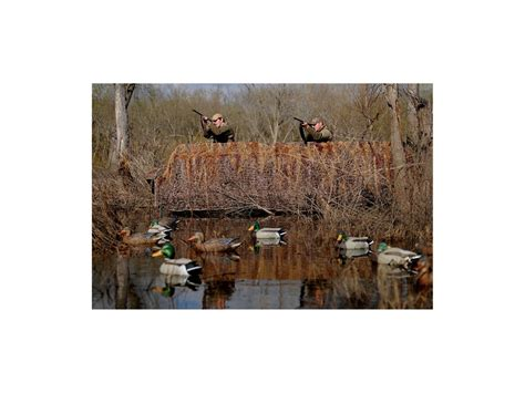 set blind avery set blind camonets 17 19 boats buckbrush camo Avery