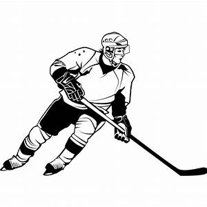 Clip Art Hockey Player - Cliparts.co