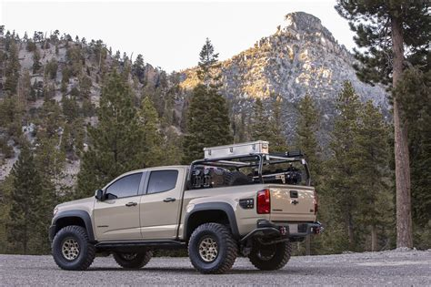 Maybe you would like to learn more about one of these? Chevrolet Colorado ZR2 Bison will shortly arrive in ...