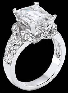 wedding rings square cut friday rocks the yes