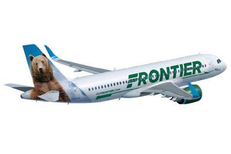 Frontier Unveils New Paint Job, Logo, Website - WSJ
