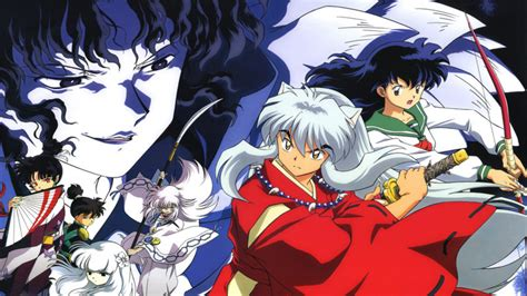 Top 10 Strongest Inuyasha Characters 犬夜叉 [canon Series