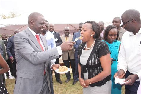 Dp William Ruto's Message To His Wife Leave Many Wowed