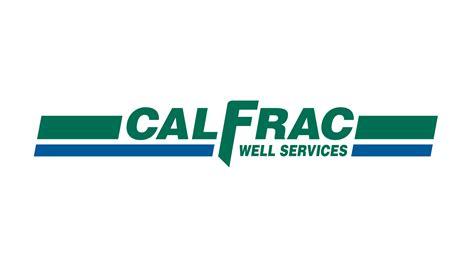 Calfrac logo   Oil and gas logo