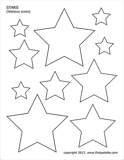moon  printable templates coloring pages