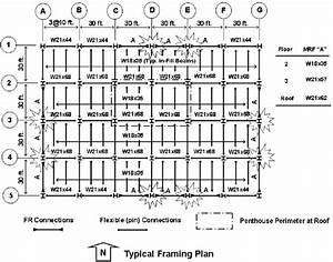 Framing Plan Used For The 3