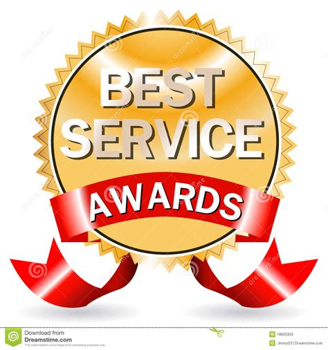 The Best Service Best Service Sign Stock Photos Image 18835353
